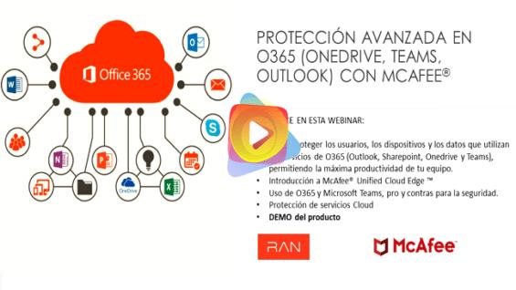 Protección avanzada para office 365