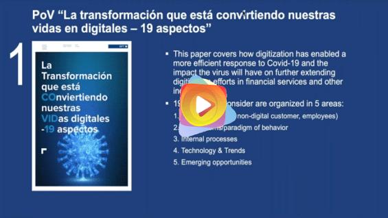 La transformación digital en la era del COVID-19