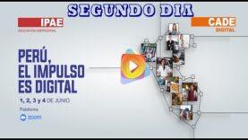 Cade Digital 2020: En su segundo día