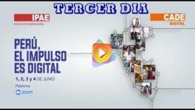 Cade Digital 2020: En su Tercer Día