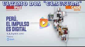CADE DIGITAL 2020: Ultimo Día