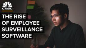 Cómo los empleadores podrían estar espiándote mientras trabajas desde casa
