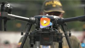 drones delivery