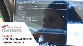 El uso de la Inteligencia artificial contra COVID-19