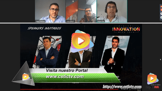 Vídeoconferencia: Digital Innovation Week 2020