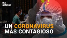 Nuevo CORONAVIRUS más contagioso que el de WUHAN