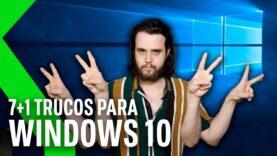 Trucos para dominar WINDOWS 10