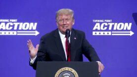 Trump pregunta qué significa '19' en COVID-19