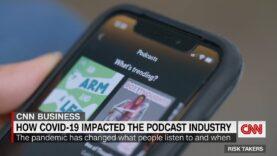 Cómo el coronavirus cambió la forma en que escuchamos los podcasts