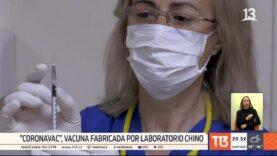 CORONAVAC es la primera vacuna contra el COVID-19 que se probará en Chile