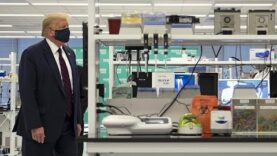 EE. UU. inicia un ensayo a gran escala de una vacuna contra la covid-19