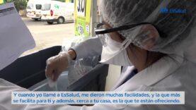 Farmacia Vecina de EsSalud para pacientes crónicos y adultos mayores durante la emergencia de Covid-19