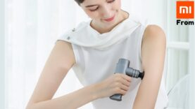 Gadget para relajamiento muscular – Xiaomi Merach Nano Pocket Fascia Gun