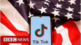 La aplicación TikTok podría estar prohibido en EE.UU.
