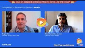 La experiencia de nuestros clientes – Bankia