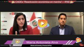 La reactivación económica en marcha post Covid-19 en Perú