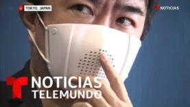 Nueva mascarilla inteligente contra el Covid-19, que amplifica la voz y sabe 8 idiomas