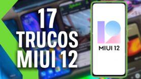 Nuevos trucos del Sistema operativo MIUI 12 de XIAOMI