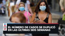 OMS: Se esta aumentando los contagios del Covid-19 en el Mundo