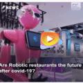 restaurantes robóticos