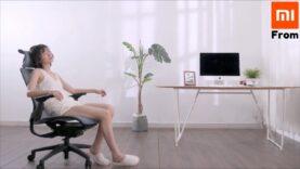 Silla ejecutiva ergonómica Xiaomi