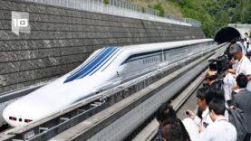 Ver los trenes más Rápidos del Mundo