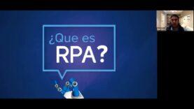 Acelerando la Transformación Digital con la Automatización de los Procesos (RPA)