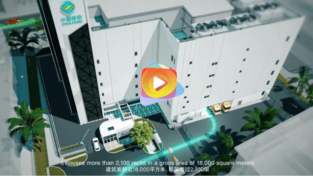data center china