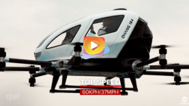 dron viajero