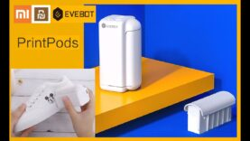 EVEBOT PrintPods Handheld Printer