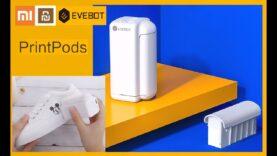 EVEBOT PrintPods Handheld Printer
