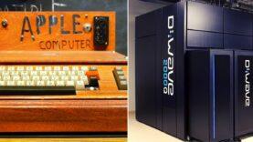 Historia de las generaciones de las computadoras desde su inicio hasta la actualidad