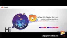 Huawei Latam FSI Digital Summint 2020