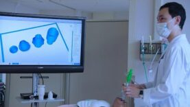 Japón crea respiradores con impresoras 3D y una pantalla no táctil para evitar contagios