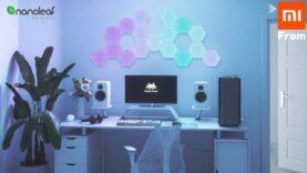 Lámparas Xiaomi Accesorios de decoración del hogar Luces de hadas para la decoración de la sala de estar