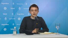 Nuevo informe sobre la situación actual del Covid-19 en Argentina