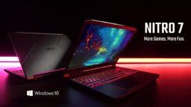 Portátil para juegos Nitro 7 2020 – Acer