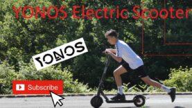 Scooter eléctrico YONOS