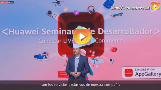 Huawei Devéloper – E-Commerce