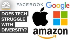 ¿Sigue luchando la gran tecnología con la diversidad?