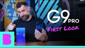 Smartphone BLU G9 Pro First Look