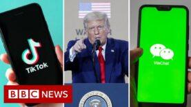 TikTok amenaza con acciones legales contra la prohibición de Trump en Estados Unidos