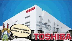 Toshiba abandona el negocio de las portátiles