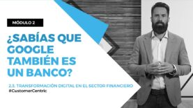 Transformación digital en el sector financiero