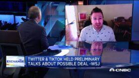 Twitter y TikTok sostuvieron conversaciones preliminares sobre un posible acuerdo