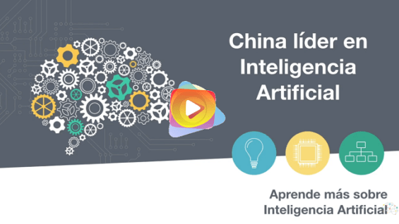China lidera la Inteligencia Artificial