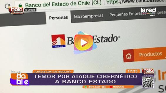 Bancoestado de Chile sufrio un ataque cibernético