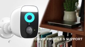 Cámara de foco con Wi-Fi para exteriores D-Link DCS-8630LH con concentrador de hogar inteligente incorporado