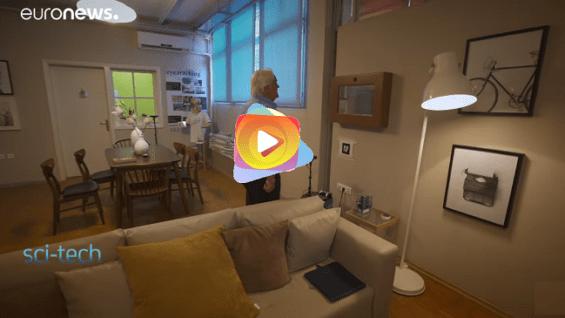 Casas inteligentes que ayudaran a las personas mayores y solitarias