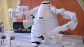 CIFTIS 2020: Lo más destacado de robots para hacer café con IA